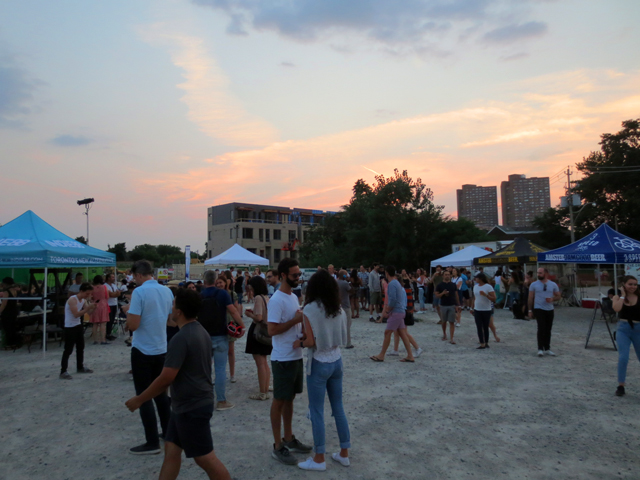 at open roof festival 18 movies music beer toronto