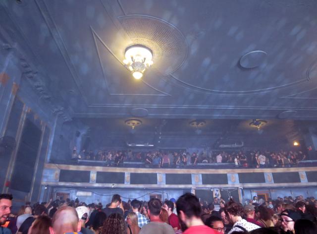 inside the danforth music hall