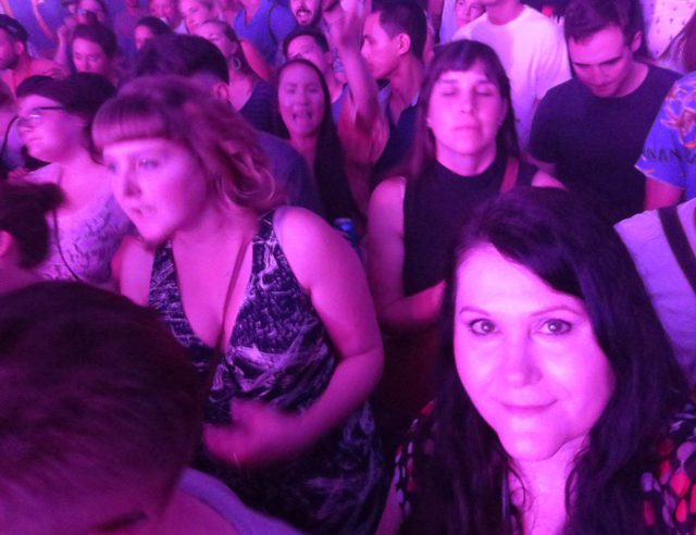us during concert