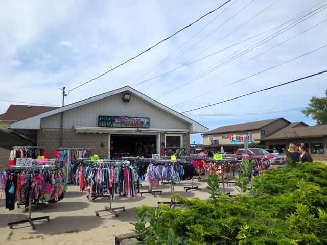 bikini paradise shop on main street sauble beach