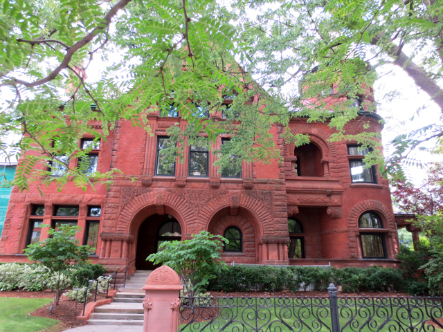 historic building toronto mansion originally built for george gooderham of distillery district