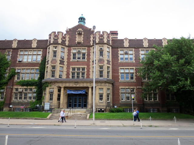 university of toronto schools high school bloor street west