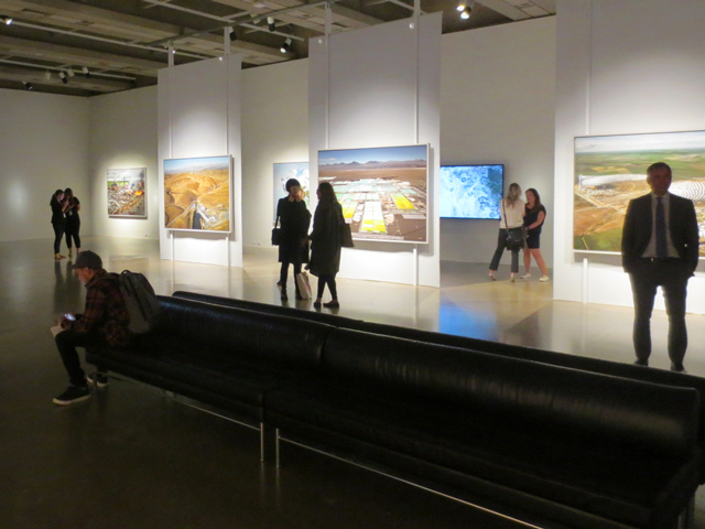 at ago toronto anthropocene exhibition fall 2018