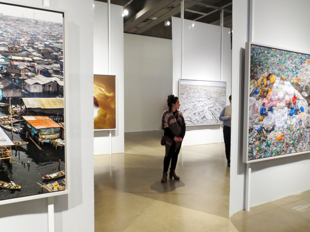 at the ago toronto anthropocene exhibition autumn 2018