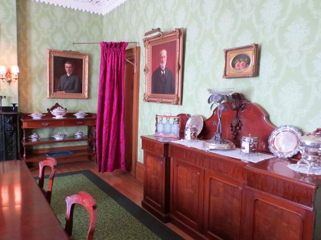 dining room spadina house historic home museum toronto