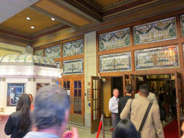 doorway and ticket booth elgin and winter garden theatres toronto yonge street
