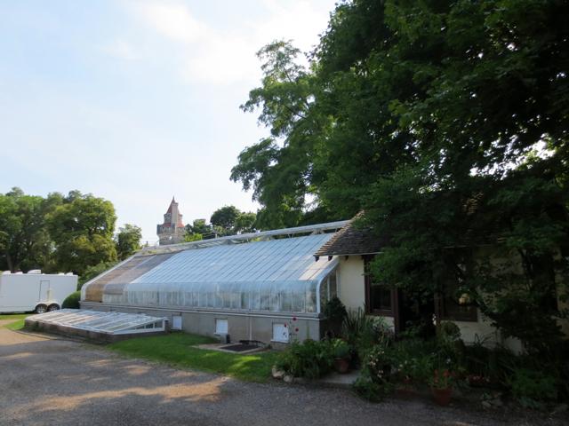 greenhouse at spadina museum toronto