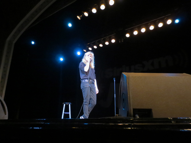 headline performer maria bamford at sirius xm just for laughs top comic finale toronto canada jfl42