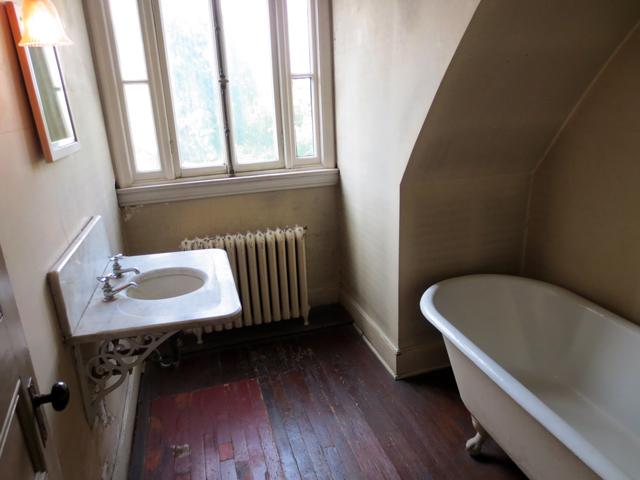 maids washroom