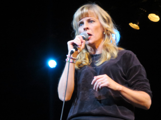 maria bamford performing at sirius xm top comic finale toronto canada