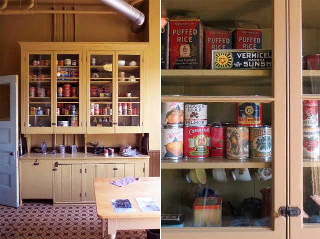pantry spadina house museum