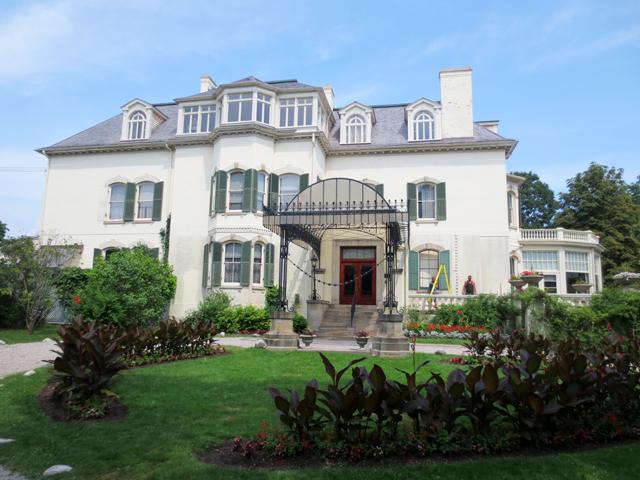 spadina house historical mansion museum toronto