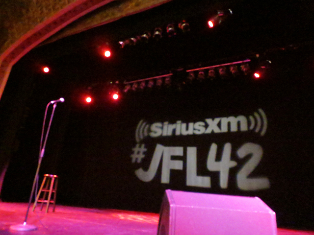 stage siriusXM just for laughs canada top comic competition finale winter garden theatre toronto