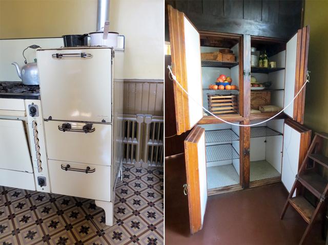 stove and ice box spadina house museum toronto