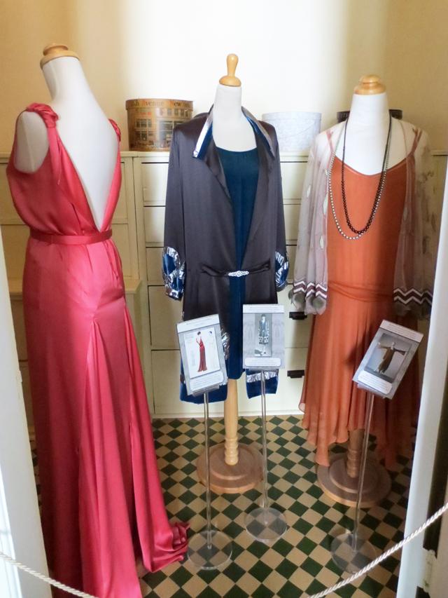 twenties dresses made using original old patterns