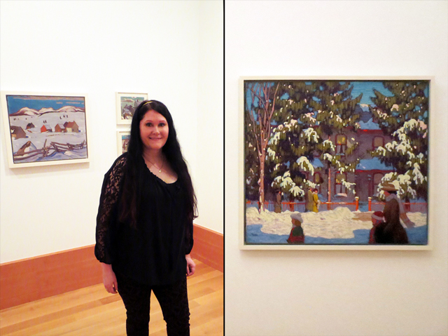 at the ago