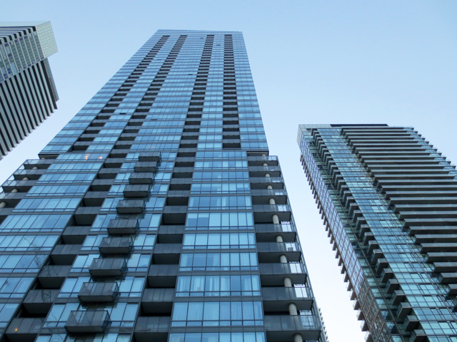 condo tower in toronto john and adelaide figo