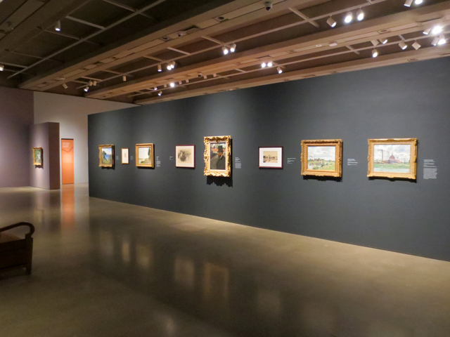 ago toronto impressionism in the age of industry exhibition winter twenty nineteen