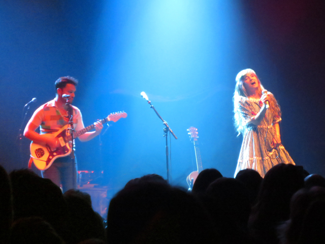 lauren ruth ward performing in toronto danforth music hall february twenty nineteen