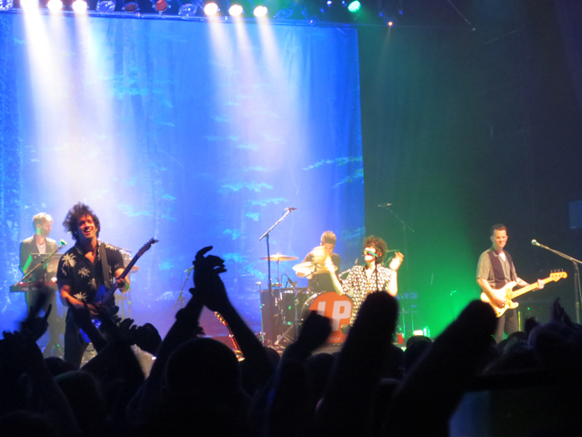 lp and band in toronto danforth music hall february twenty nineteen