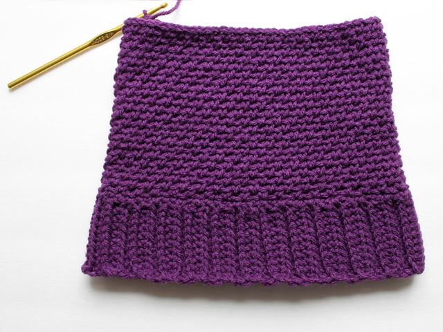 how to crochet a winter hat for a girl free pattern