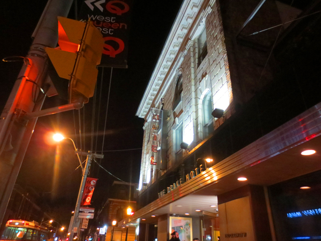 the drake hotel west queen west toronto