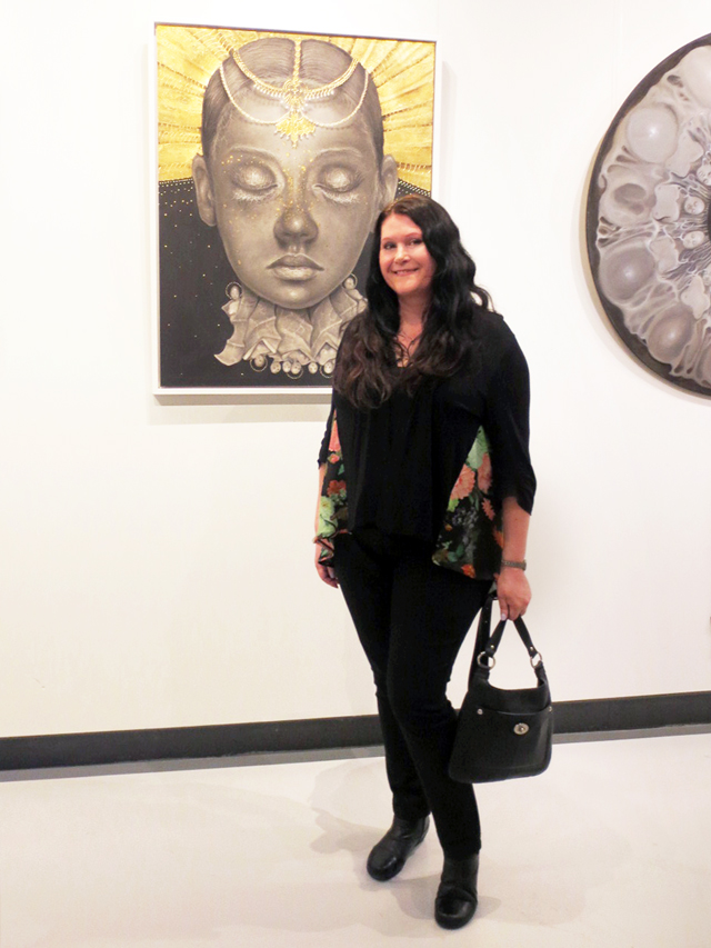 me at gallery