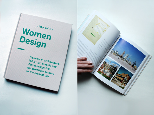 women design by libby sellers book received as gift