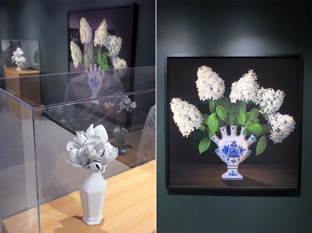 artwork of tm glass at onsite gallery toronto print and three dimension sculptures