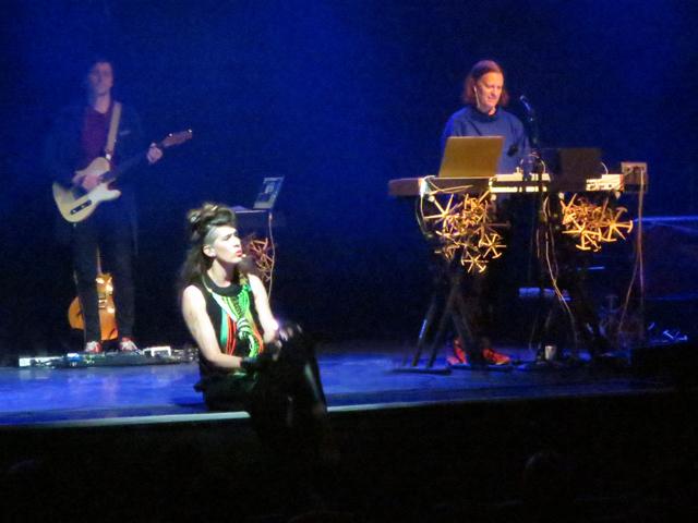 Live Music : Imogen Heap at The Queen Elizabeth Theatre