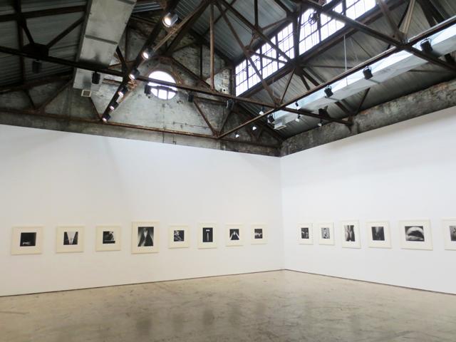 olga korper gallery dundas street west east of roncesvalles toronto robert mapplethorpe photo exhibition
