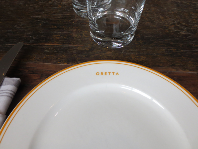 at oretta restaurant king street west toronto near bathurst