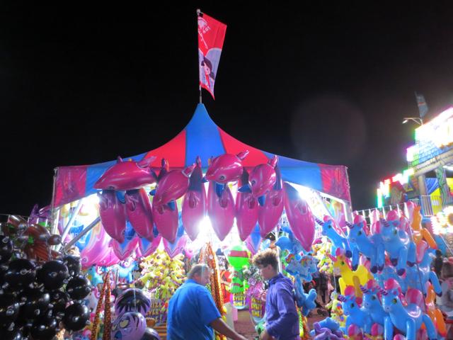 cne midway toronto annual fair