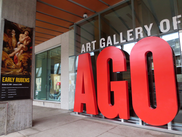 early rubens exhibition on at the ago toronto autumn winter twenty nineteen