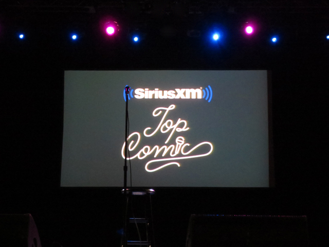 siriusxm top comic finale queen elizabeth theatre exhibition place toronto
