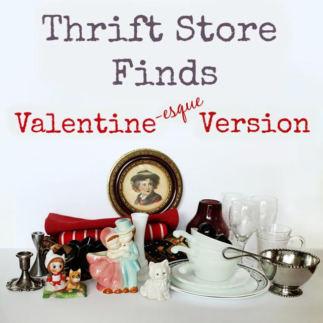 thrift store finds toronto value village valentine esque