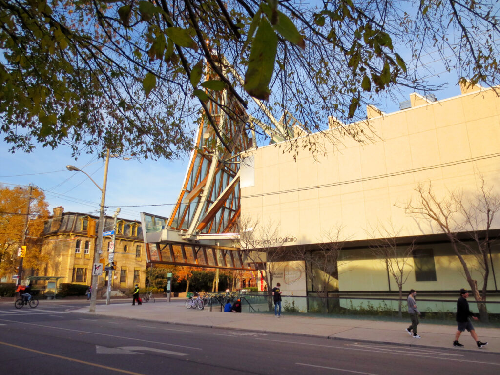 the art gallery of ontario ago seen from the south west toronto 1024x768